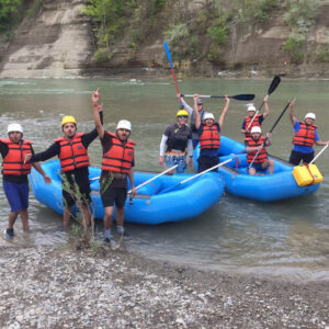 Zoar Valley Rafting Group Rafting